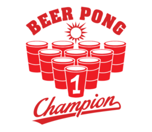 Beer Pong - FREE To Play, Win $100 @ 300 Club Lounge Inside Yosemite Lanes